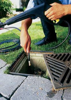 Débouchage et dégorgement canalisation à Trappes